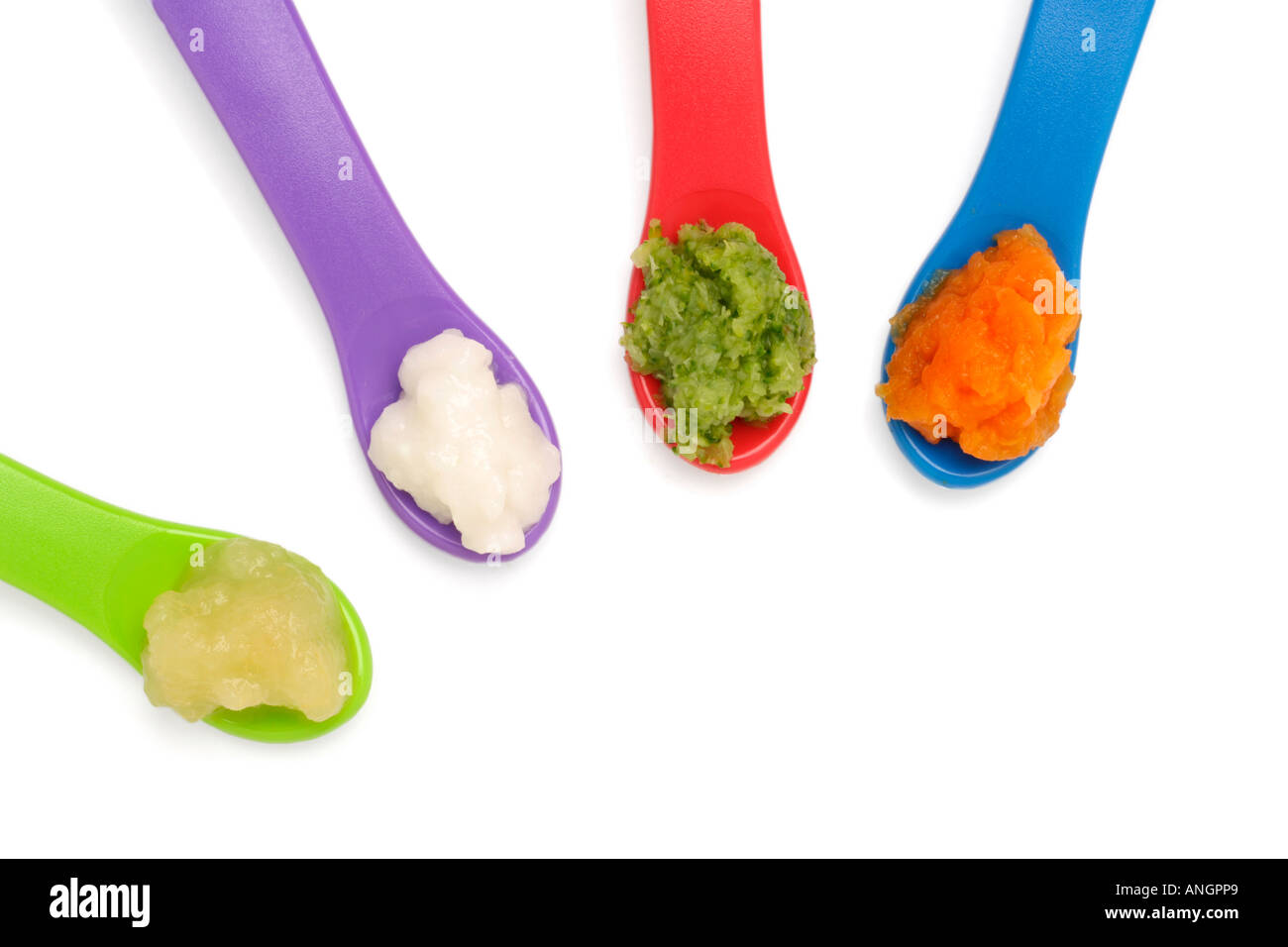 Early Weaning Baby Foods