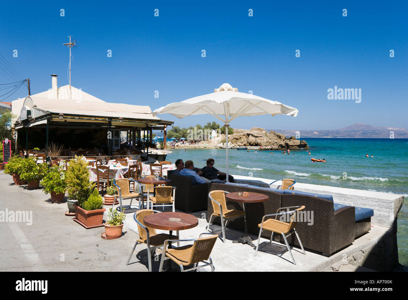 Beachfront bar and taverna almeritha or almerida - Mobile bar taverna ...