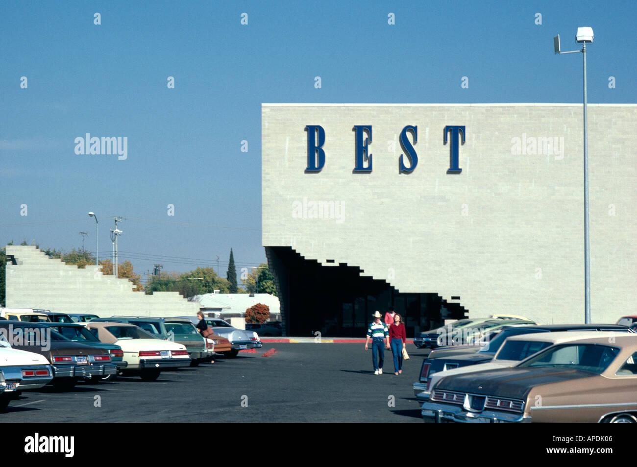 Best Store Sacramento 1977 Architect Site James
