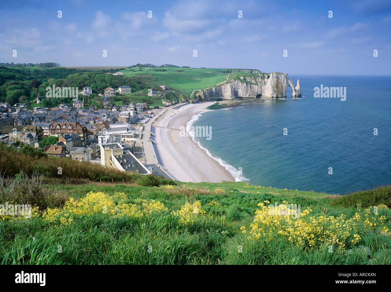 Etretat cote d 39 albatre alabaster coast haute normandie - Haute normandie mobel ...
