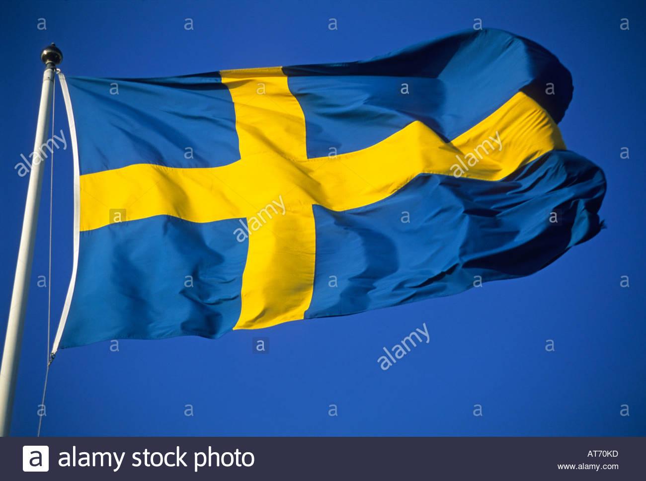 swedish-flag-stockholm-sweden-AT70KD.jpg