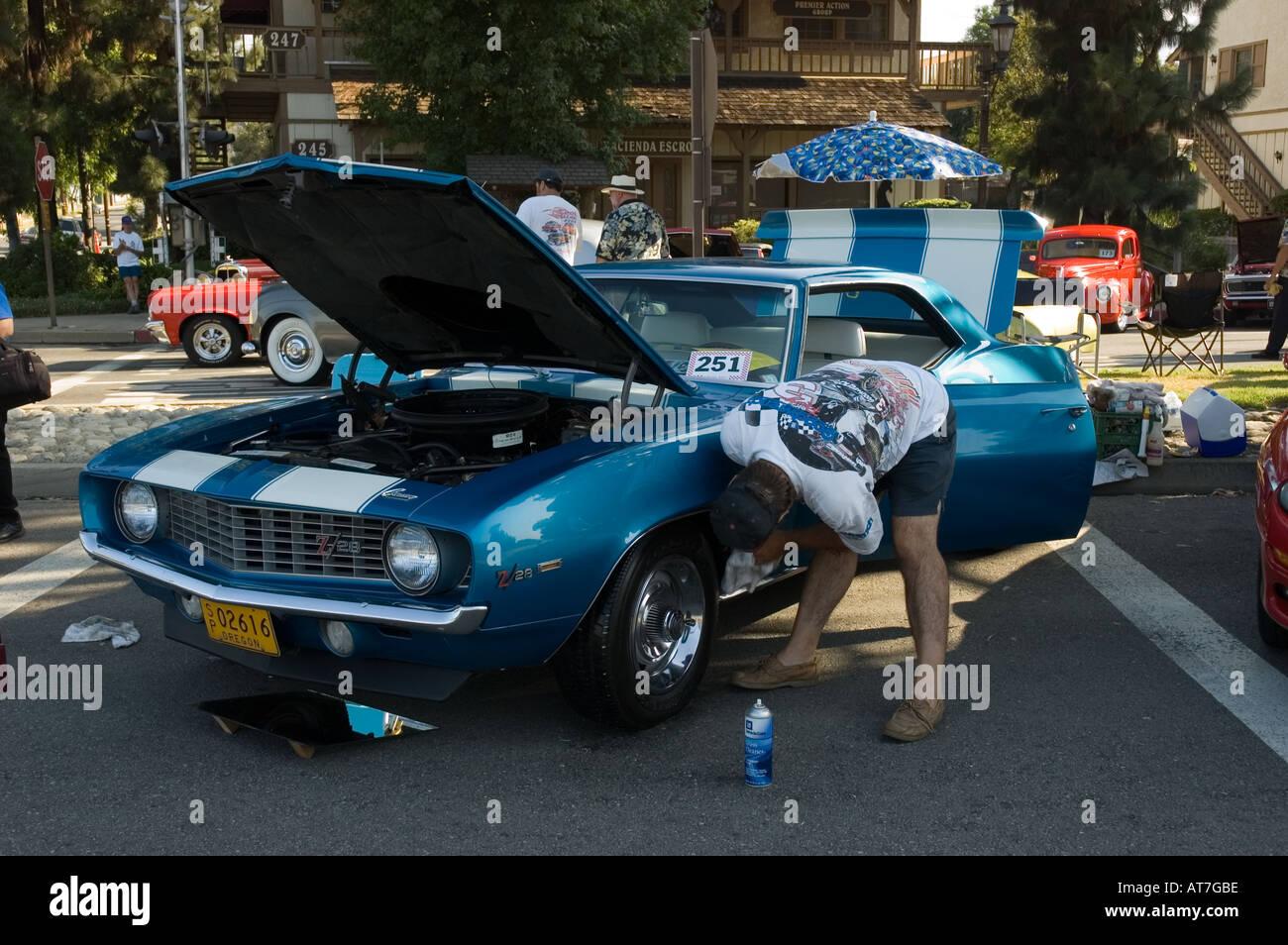 Mustang Car Show Southern California
