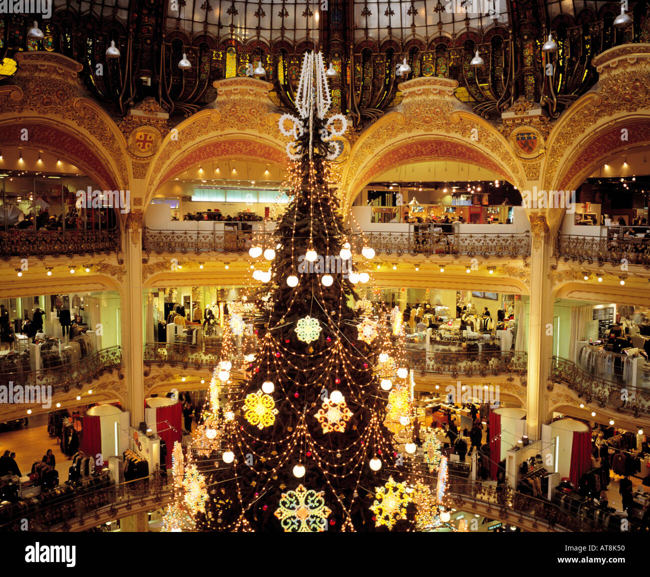 Christmas Shopping In Europe Breaks