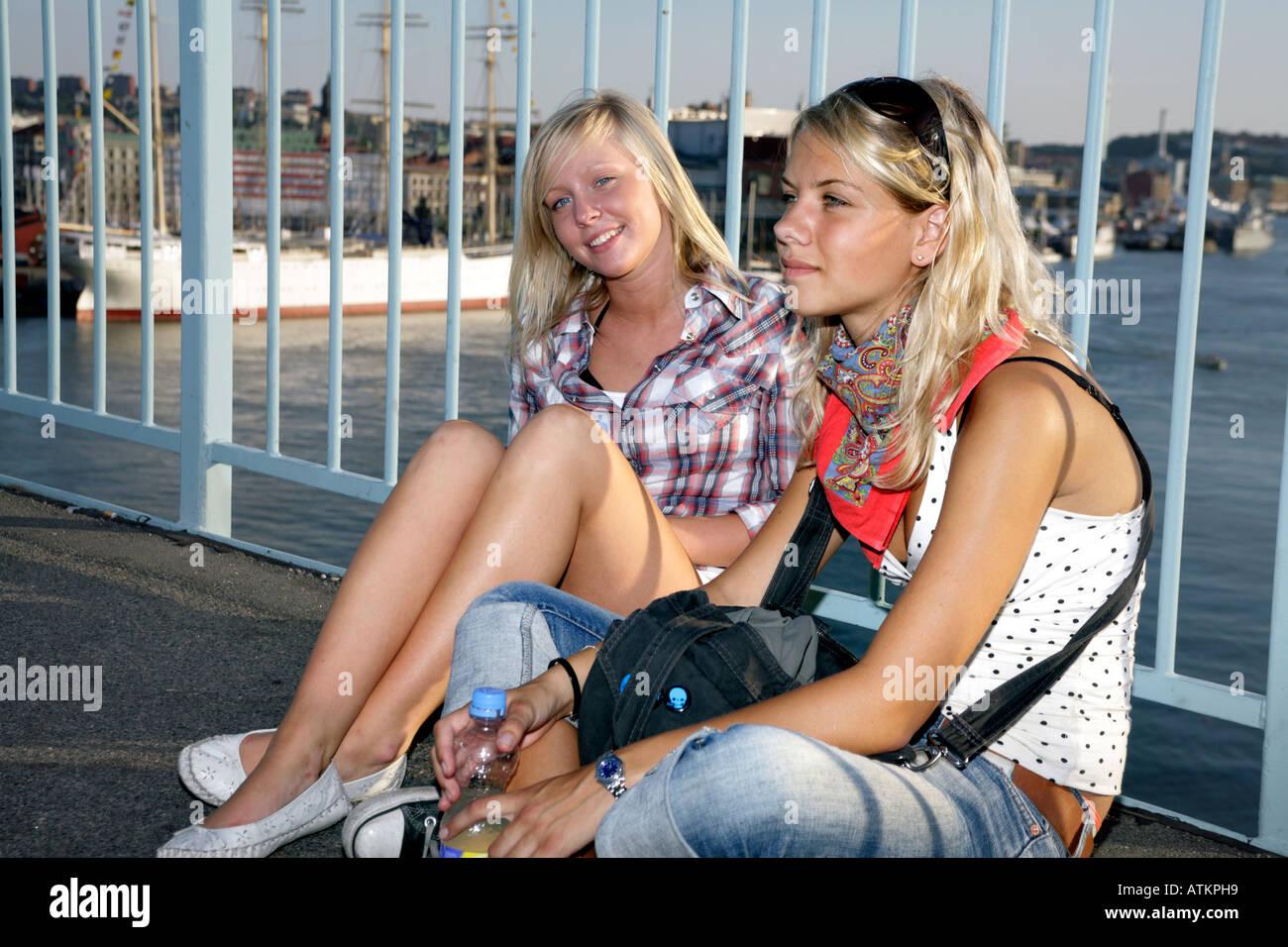 swedish teens