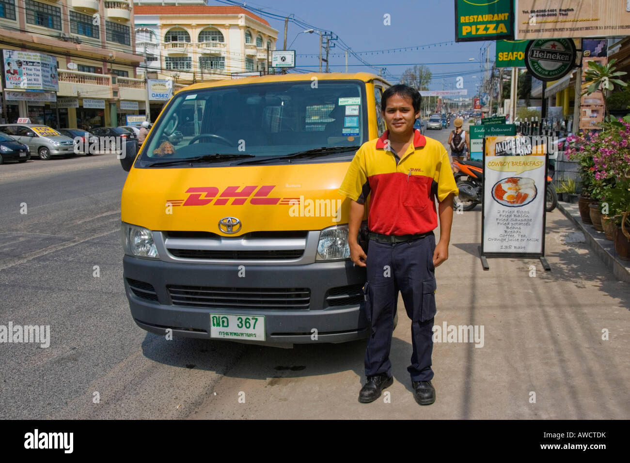 Courier Driver Jobs Employment