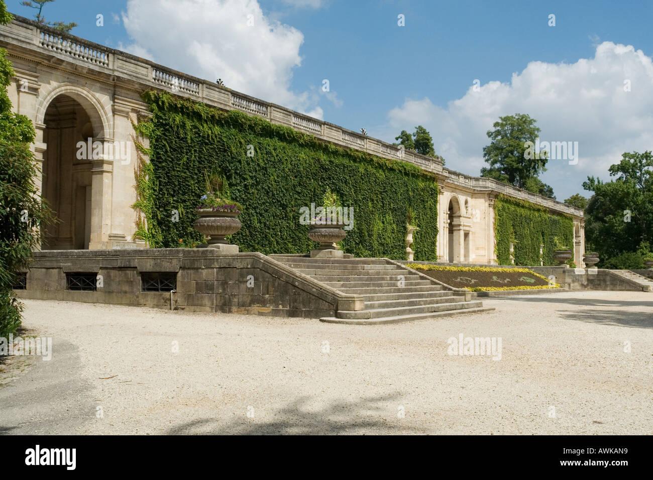 Botanic garden in the jardin public bordeaux gironde for Jardin public bordeaux