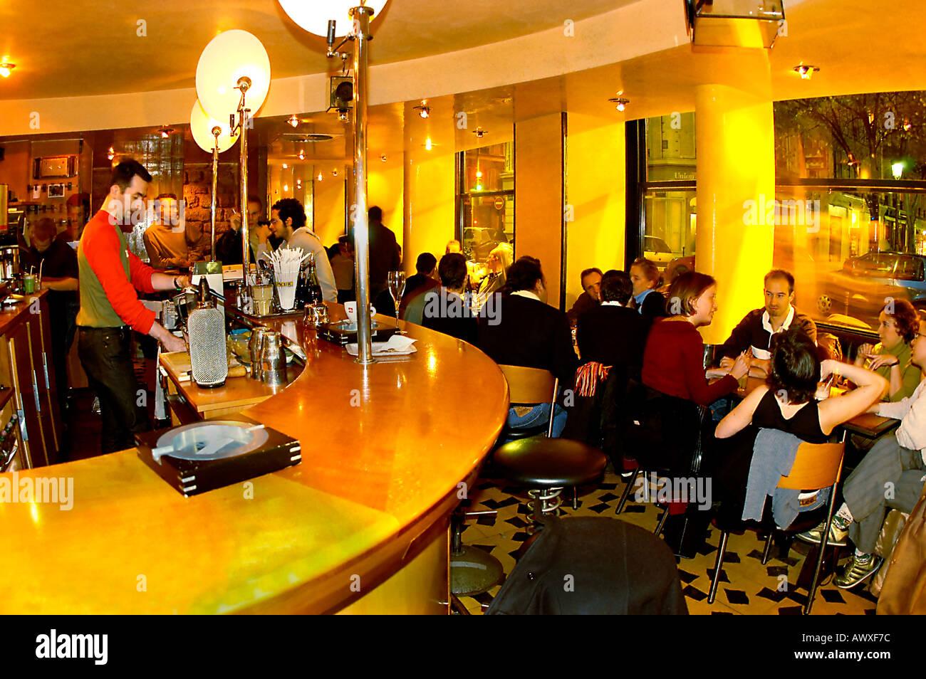 Caf Ef Bf Bd Bar Chic Paris