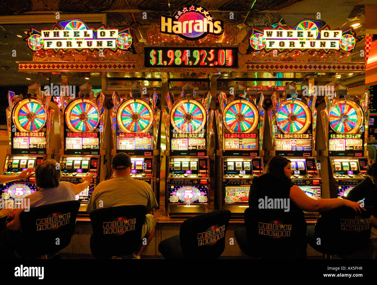 Casino city harrahs