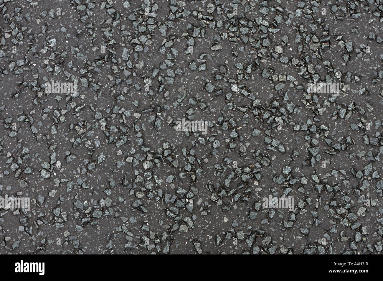 Road tarmac pattern Stock Photo