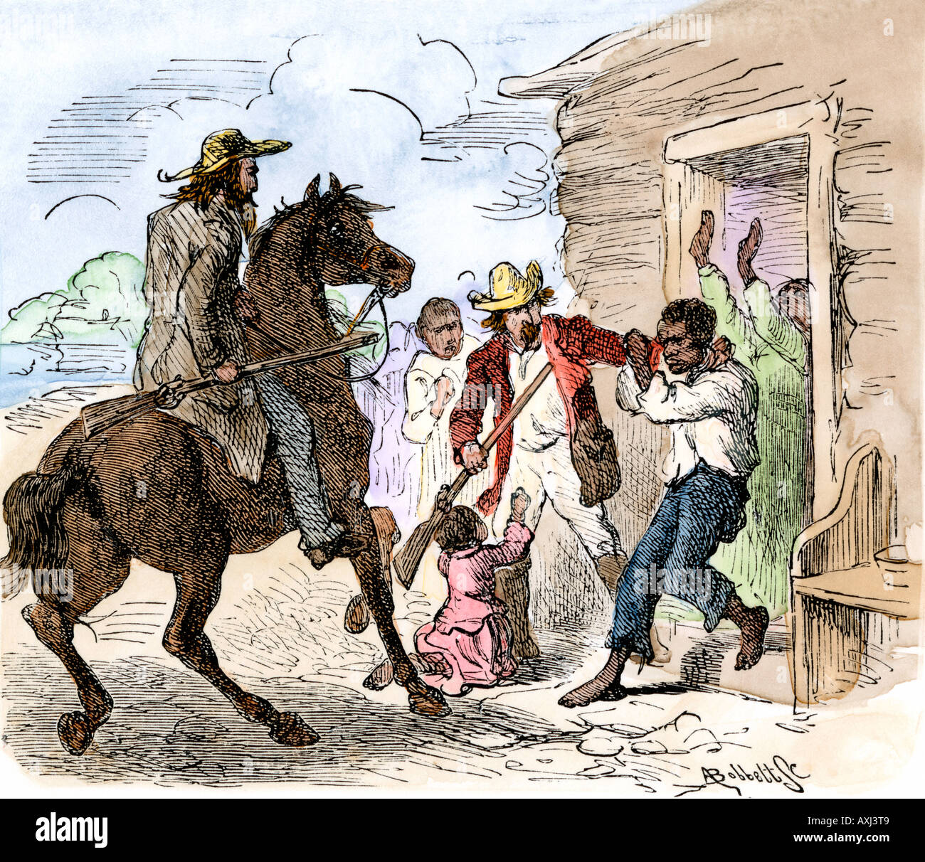 essays on the fugitive slave act