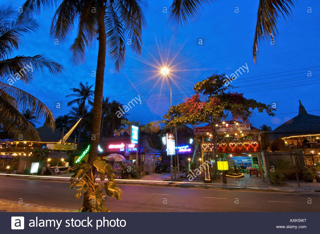 Mui Ne Bars Restaurants