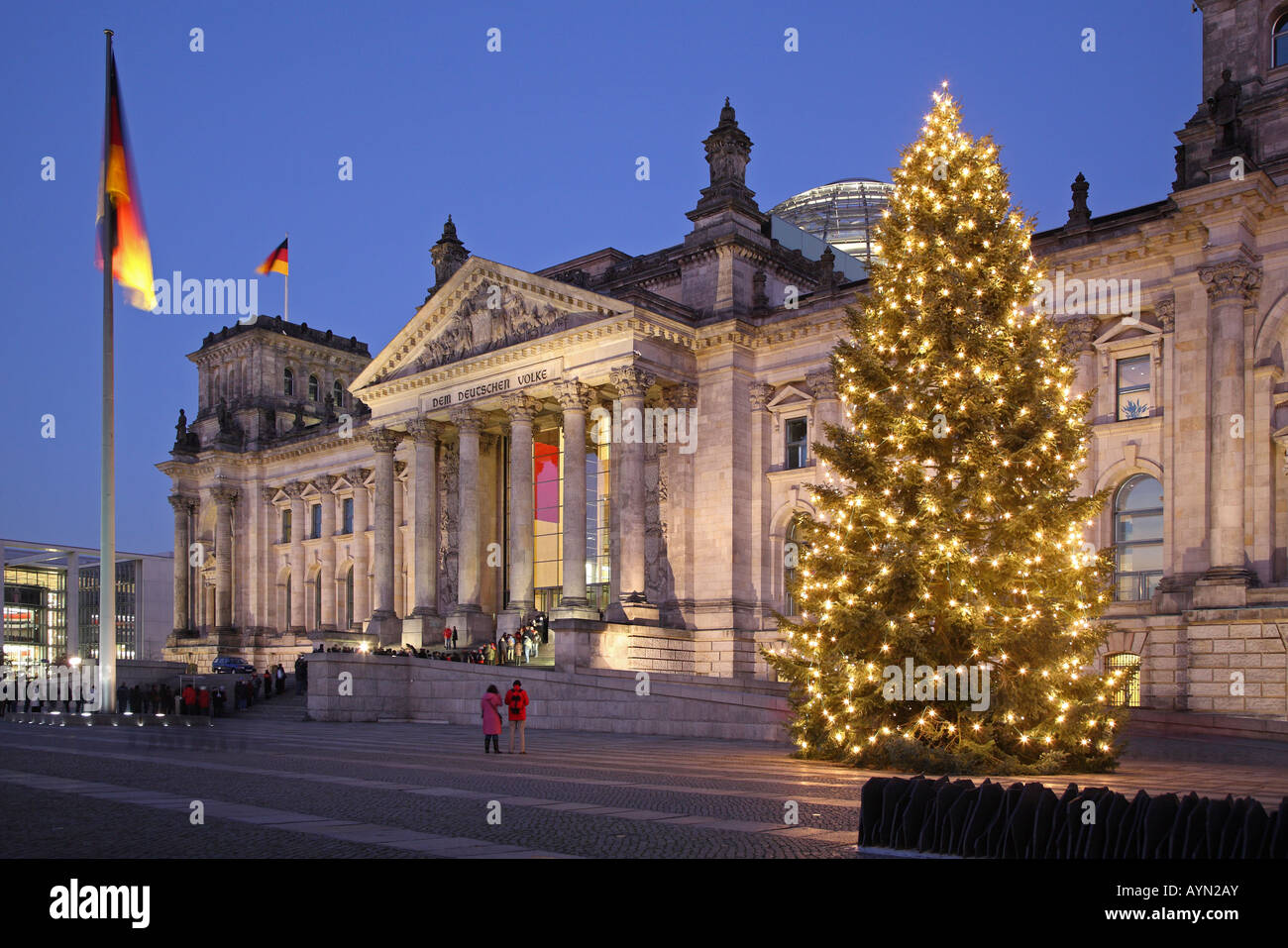europa europe germany deutschland berlin mitte reichstag weihnachten stock photo royalty free. Black Bedroom Furniture Sets. Home Design Ideas