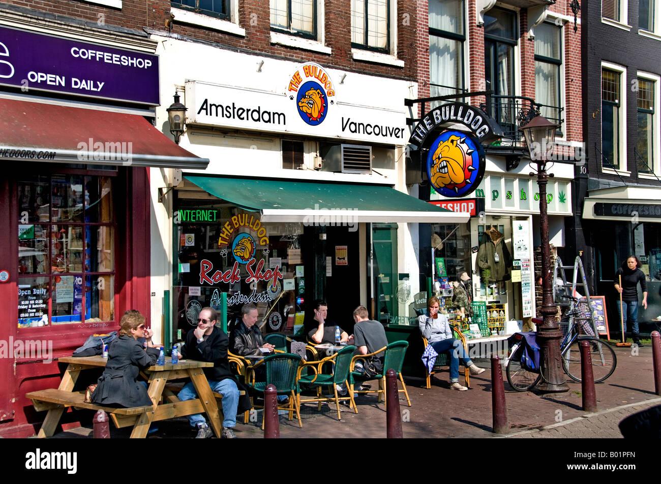 Coffee shop amsterdam online