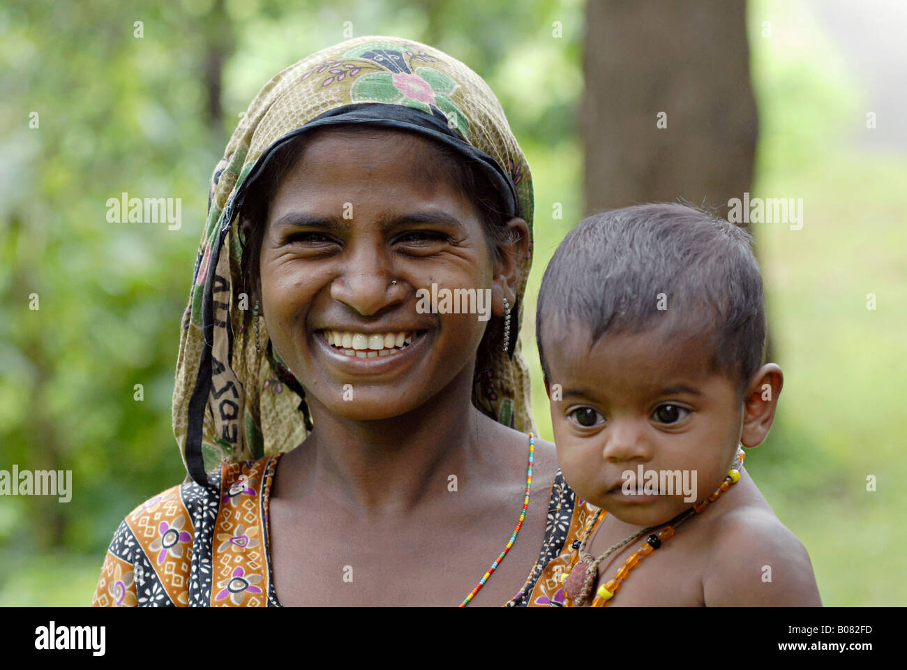 mother child relationship in india