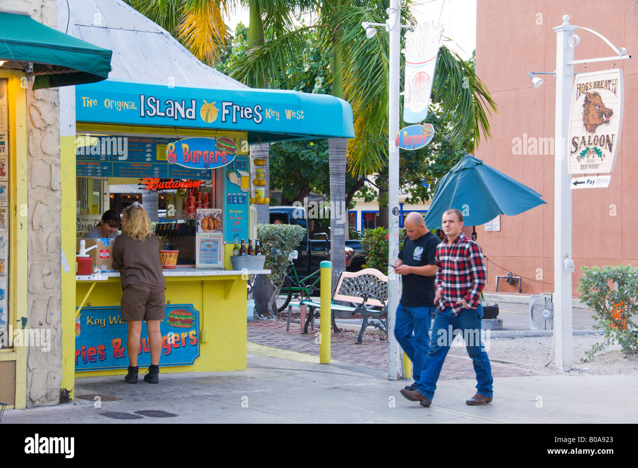 Fast Food Restaurants In Florida Keys
