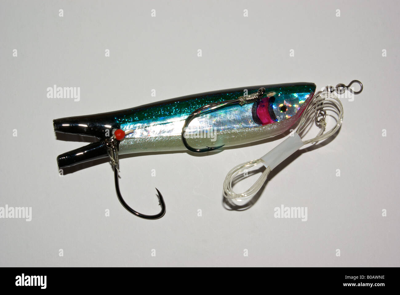 True Roll Trolling Fishing Lure Attracts Salmon Bottom