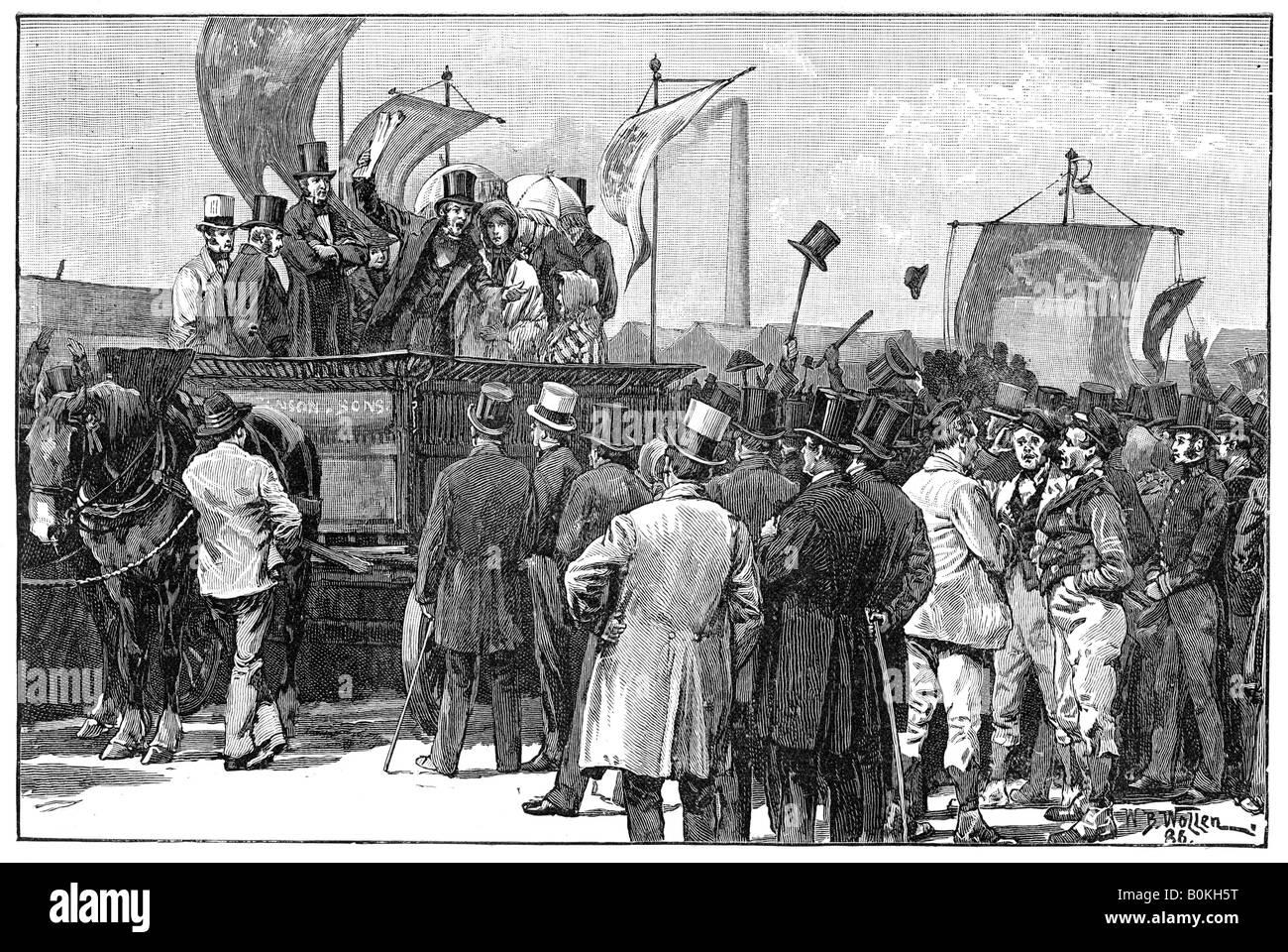 trade unions 19th century