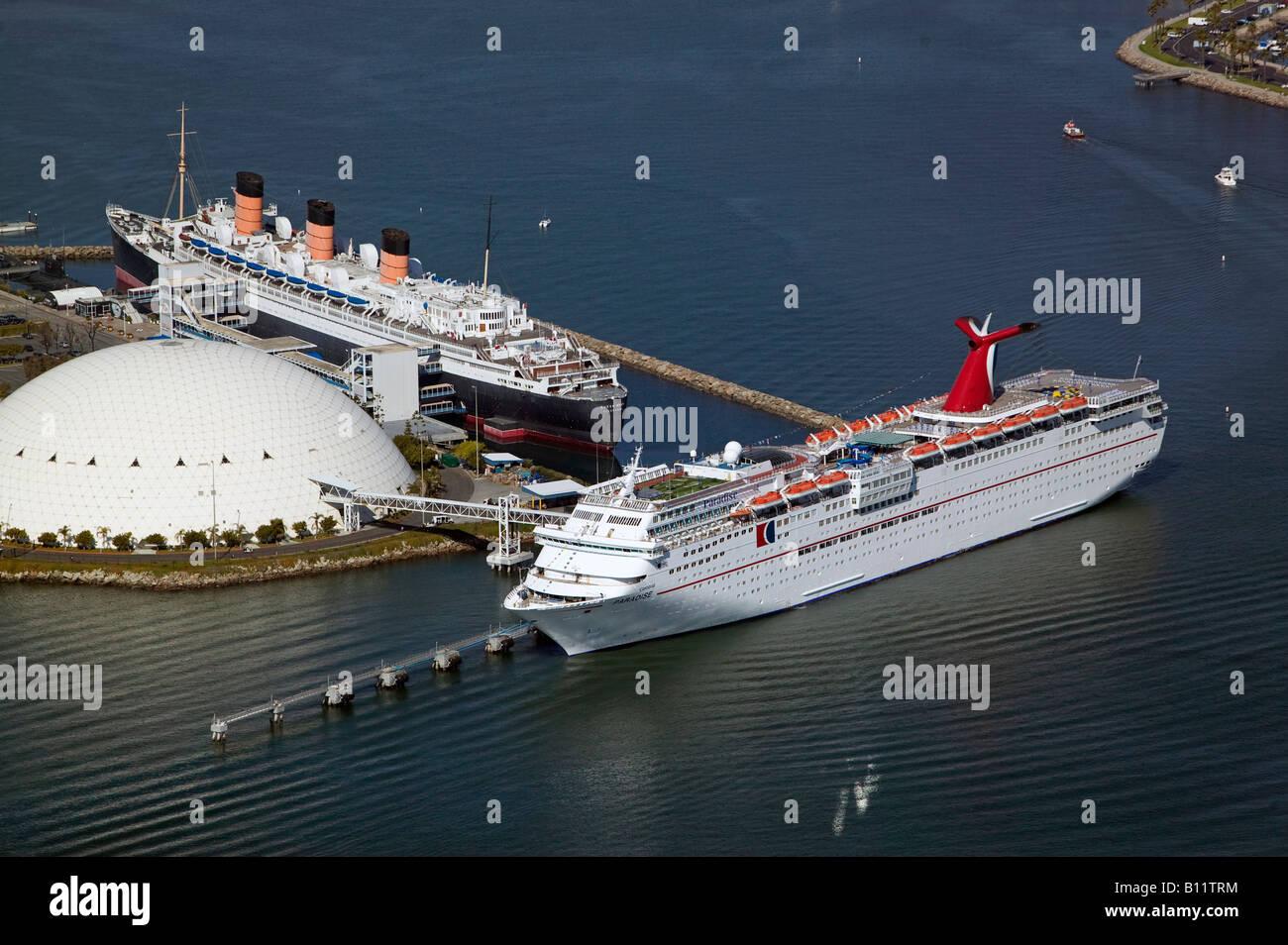 Carnival Cruise Long Beach Port