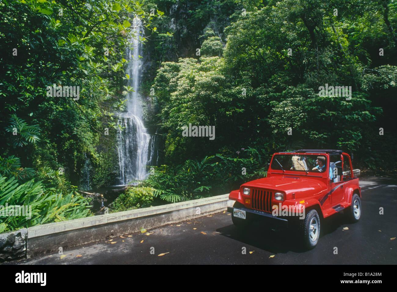 Maui Car Rental Jeep