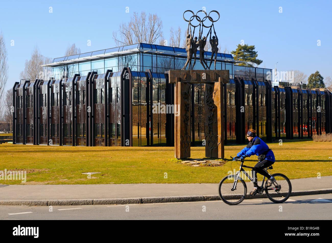 International Olympic Committee, IOC headquarters ...