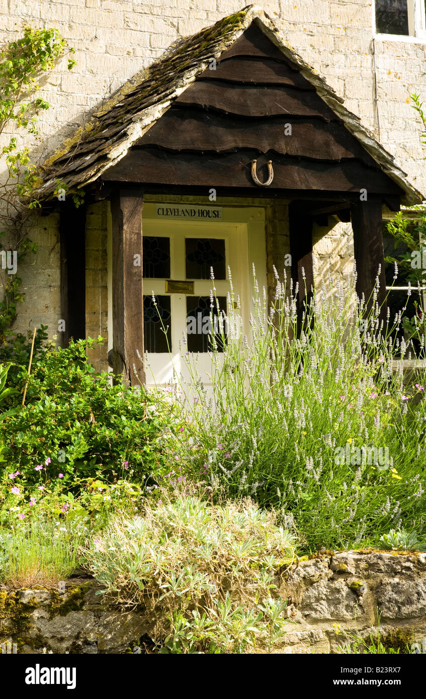 Front Door Porch Rustic English Country Cottage