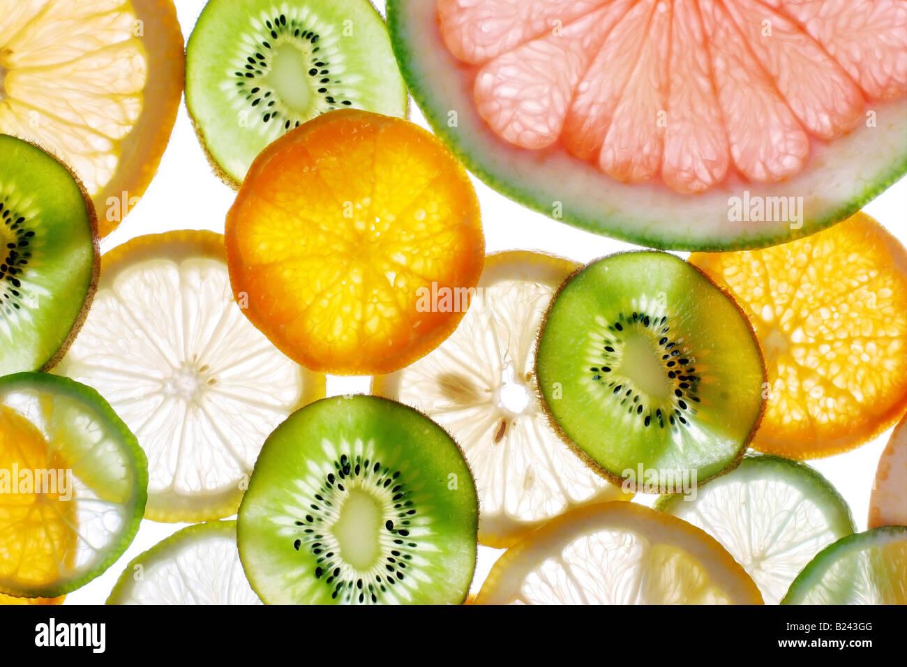 citrus Stock Foto