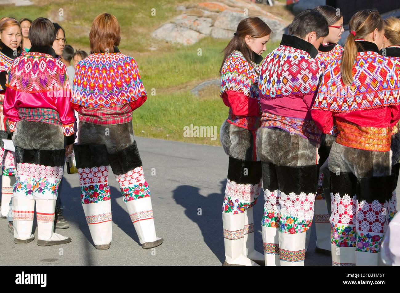 women of greenland