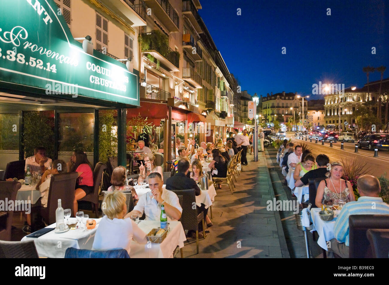 restaurant on the quai st pierre by the vieux port in the old town le stock photo royalty free. Black Bedroom Furniture Sets. Home Design Ideas