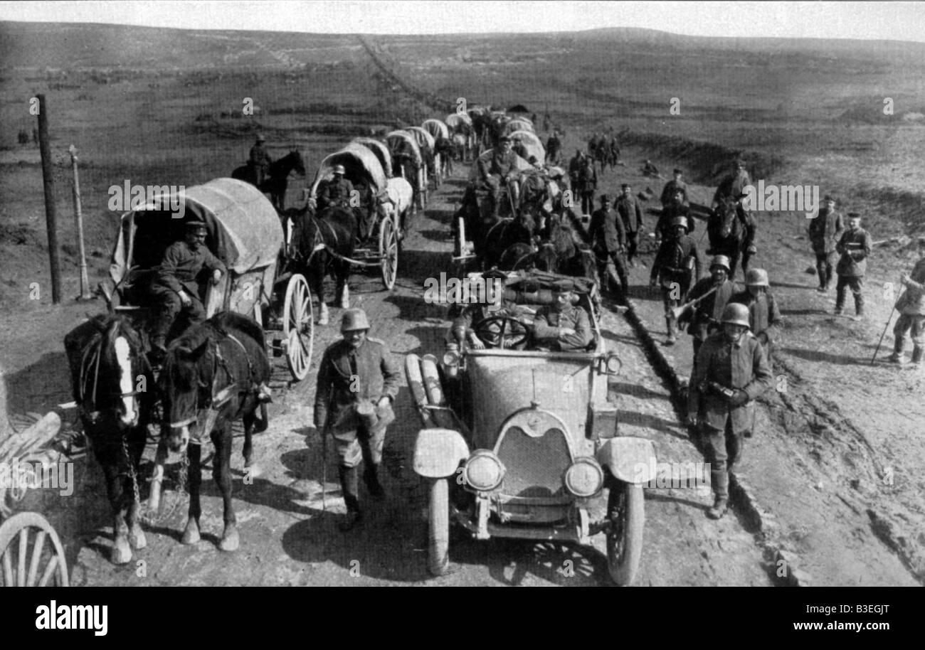 Ludendorff Offensive