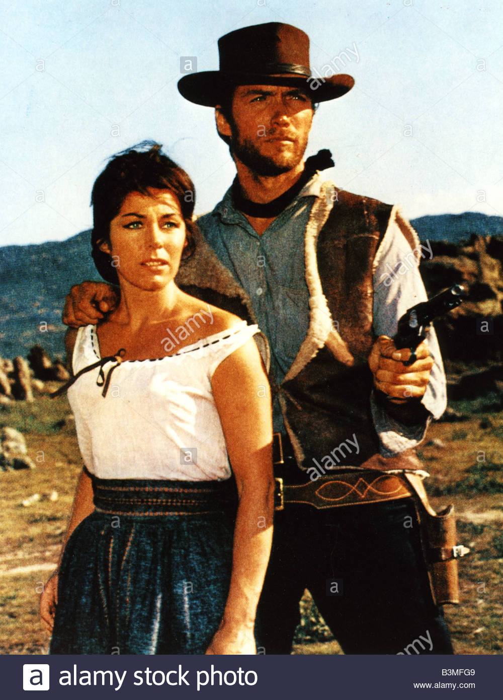 A fistful of dollars cast