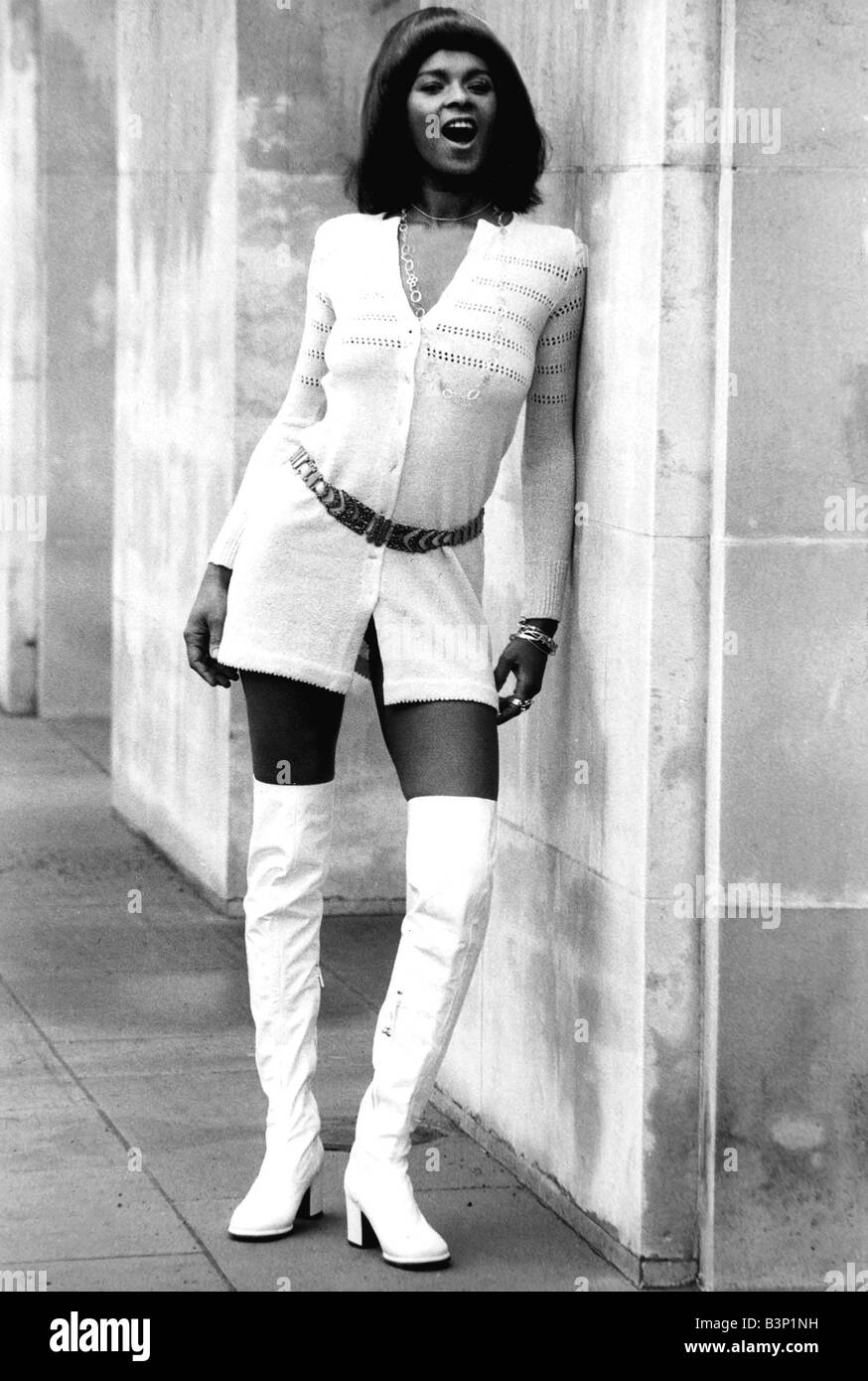 Clothing Fashion Leather White Boots January 1970 Model ...