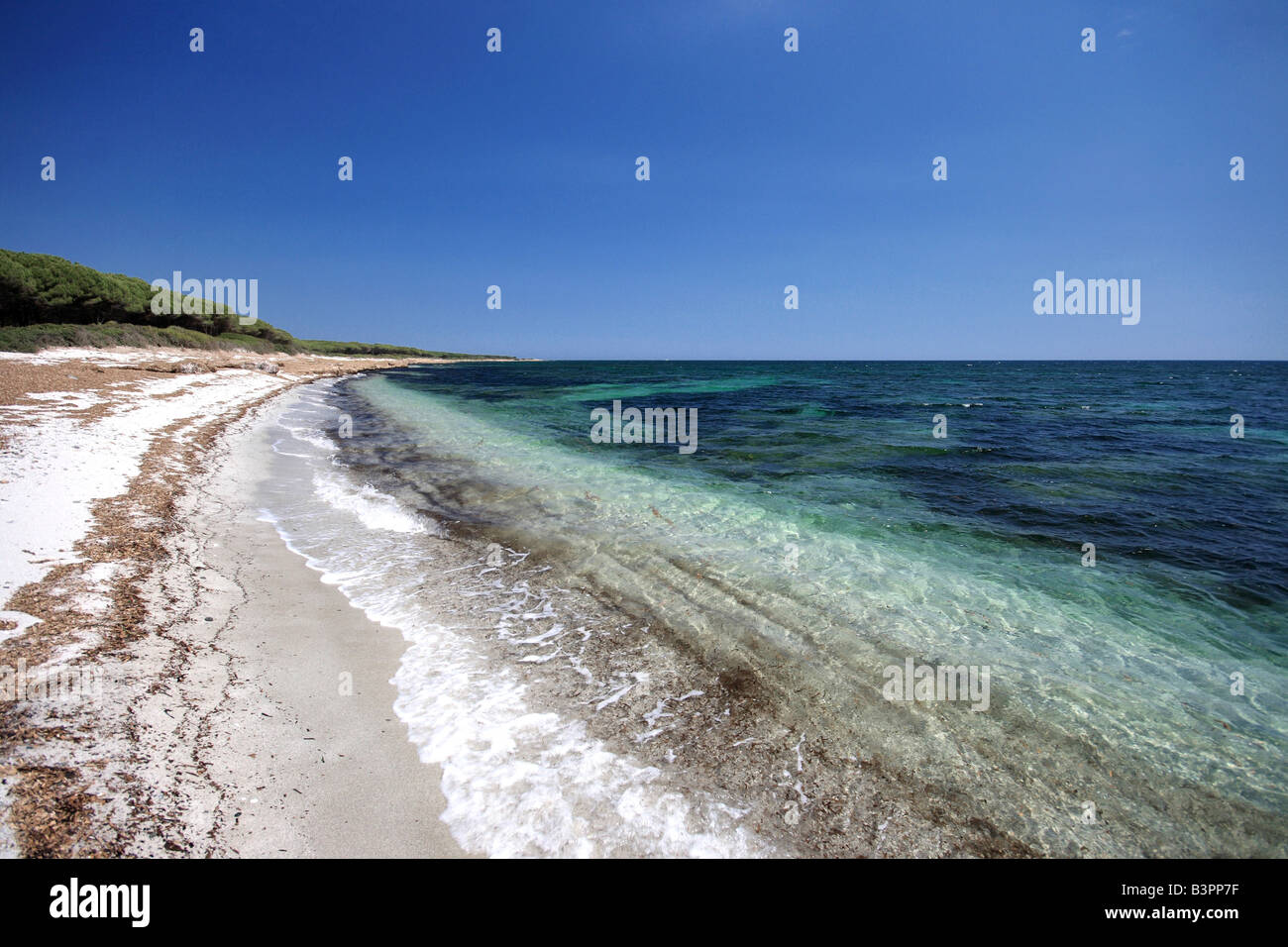 Budoni Italy  City pictures : Matt'e Peru Beach, Budoni, Sardinia, Italy Stock Photo, Royalty Free ...