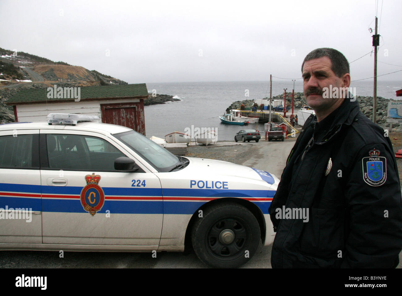 how to become a police officer in newfoundland