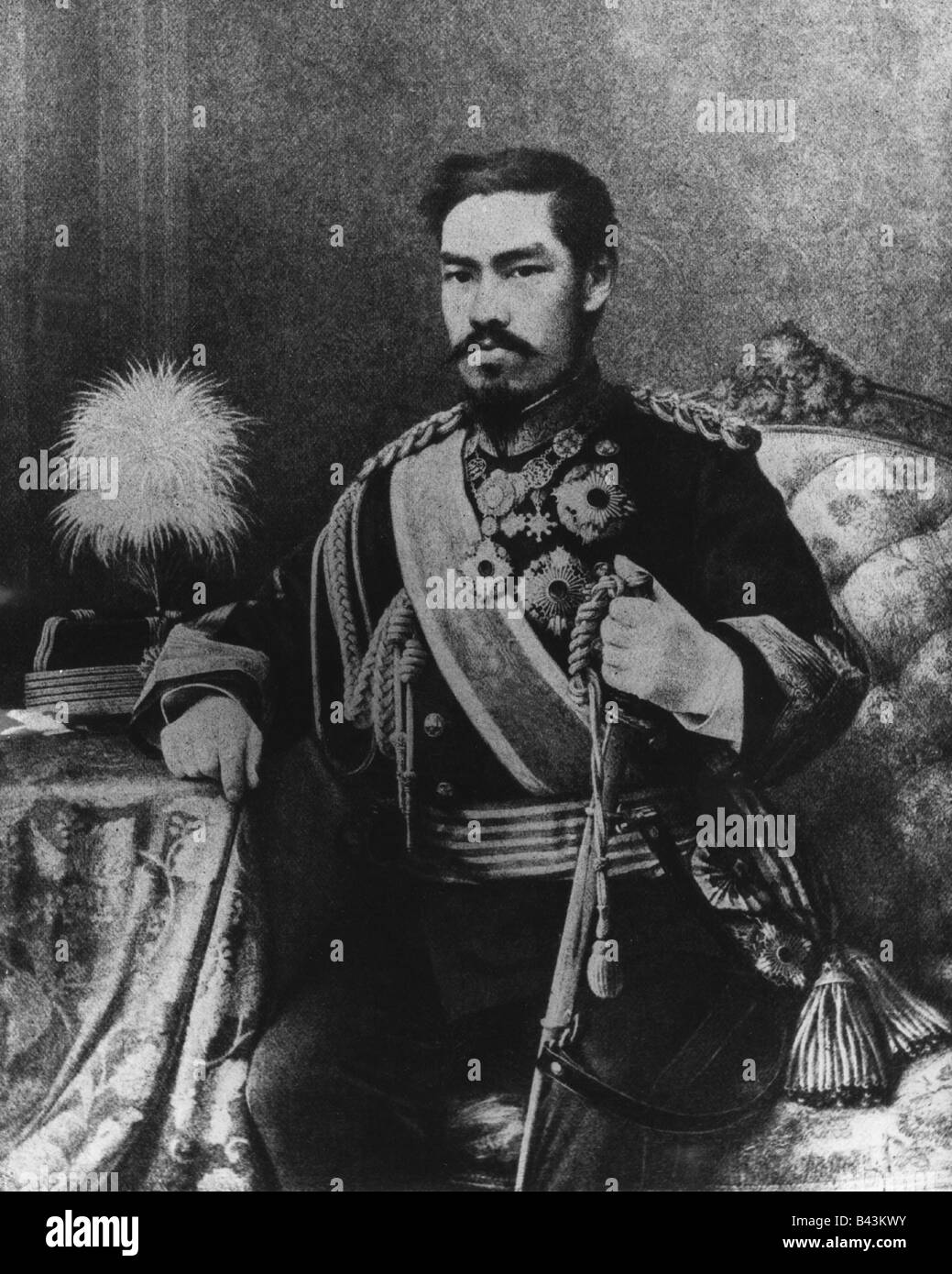 the role of the emperor in meiji japan The meiji restoration, or the meiji revolution, had and has a controversial   their reactions were varied and the importance of and reasons for the  the  genro, and the right of the military to appeal directly to the emperor.