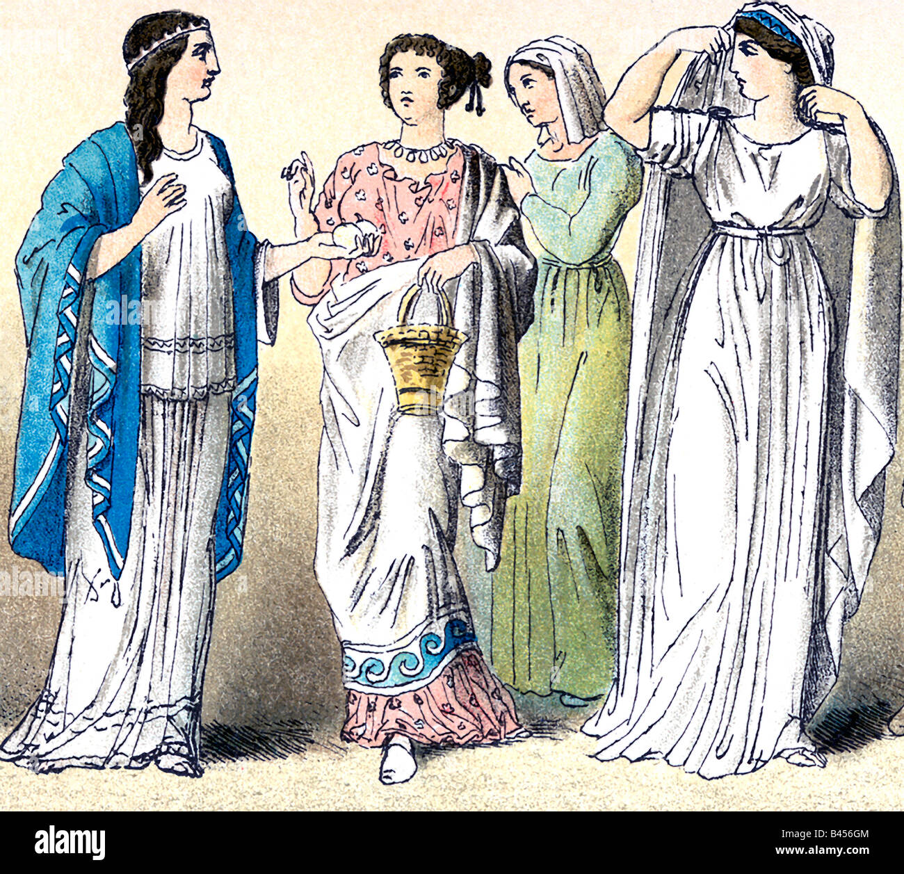 the womens issue in classical greece