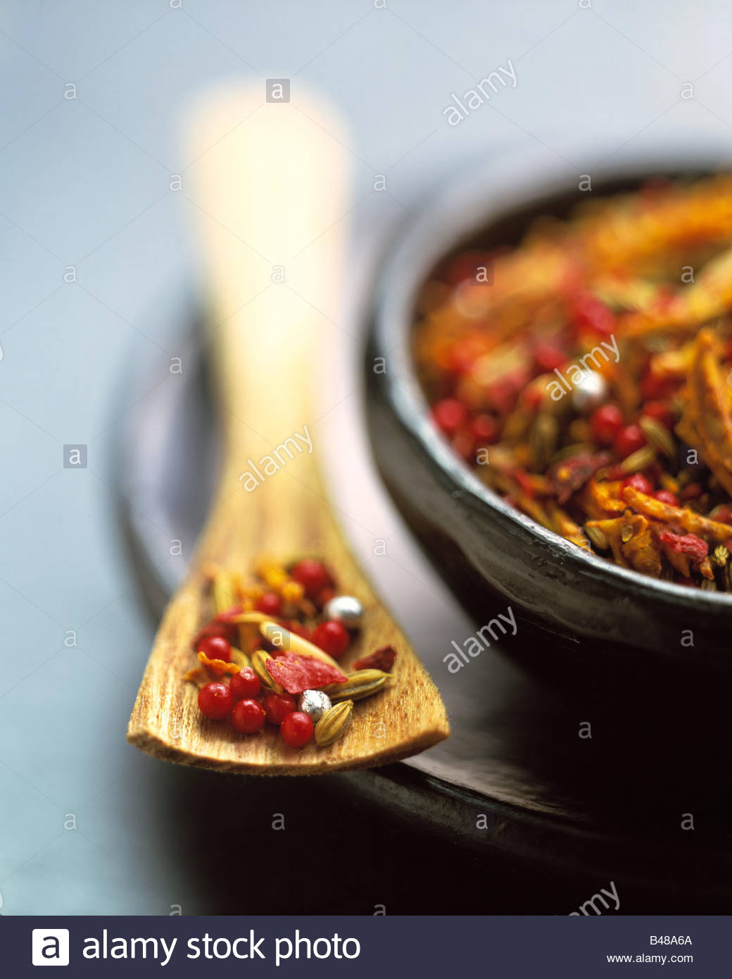 Supari Pan: Indian Spices for Chewing Stock Foto