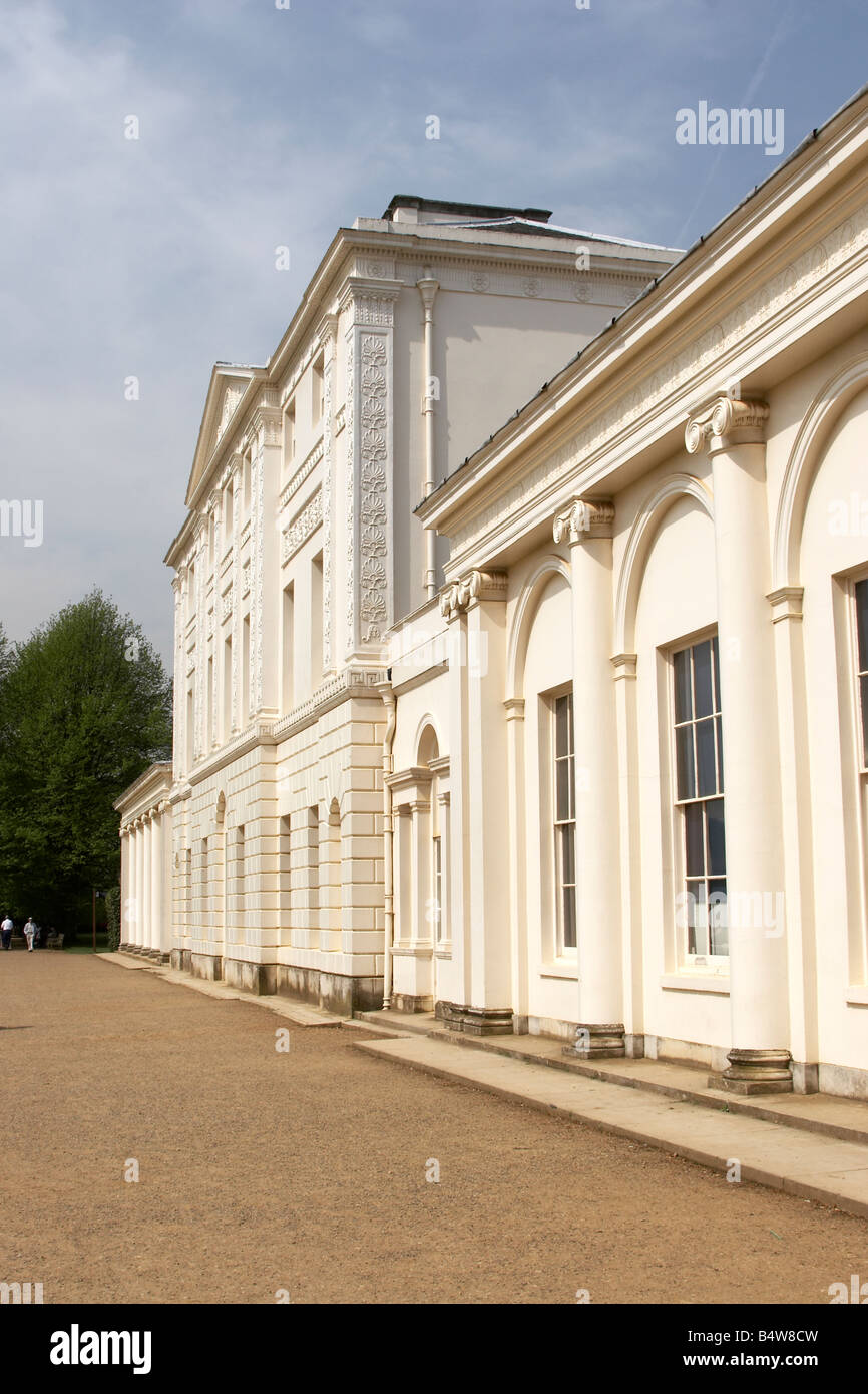 Front Elevation Of Houses In Uk : Front elevation of kenwood house english heritage historic