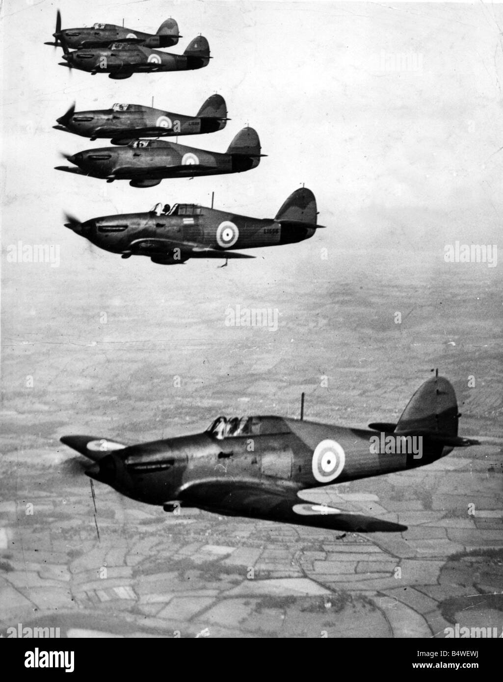 war world war ii battle of britain picture shows a group