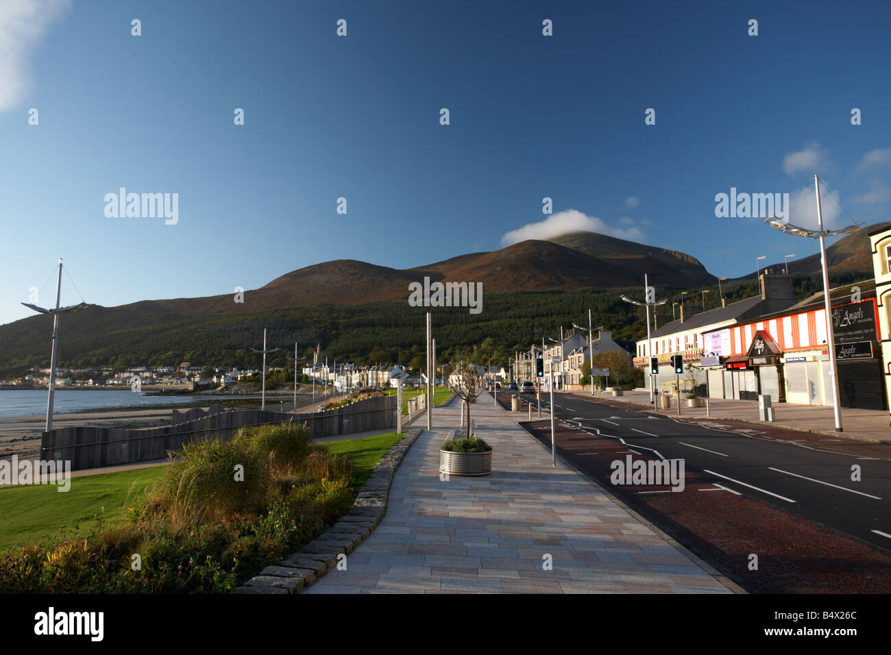 Mourne mountains newcastle