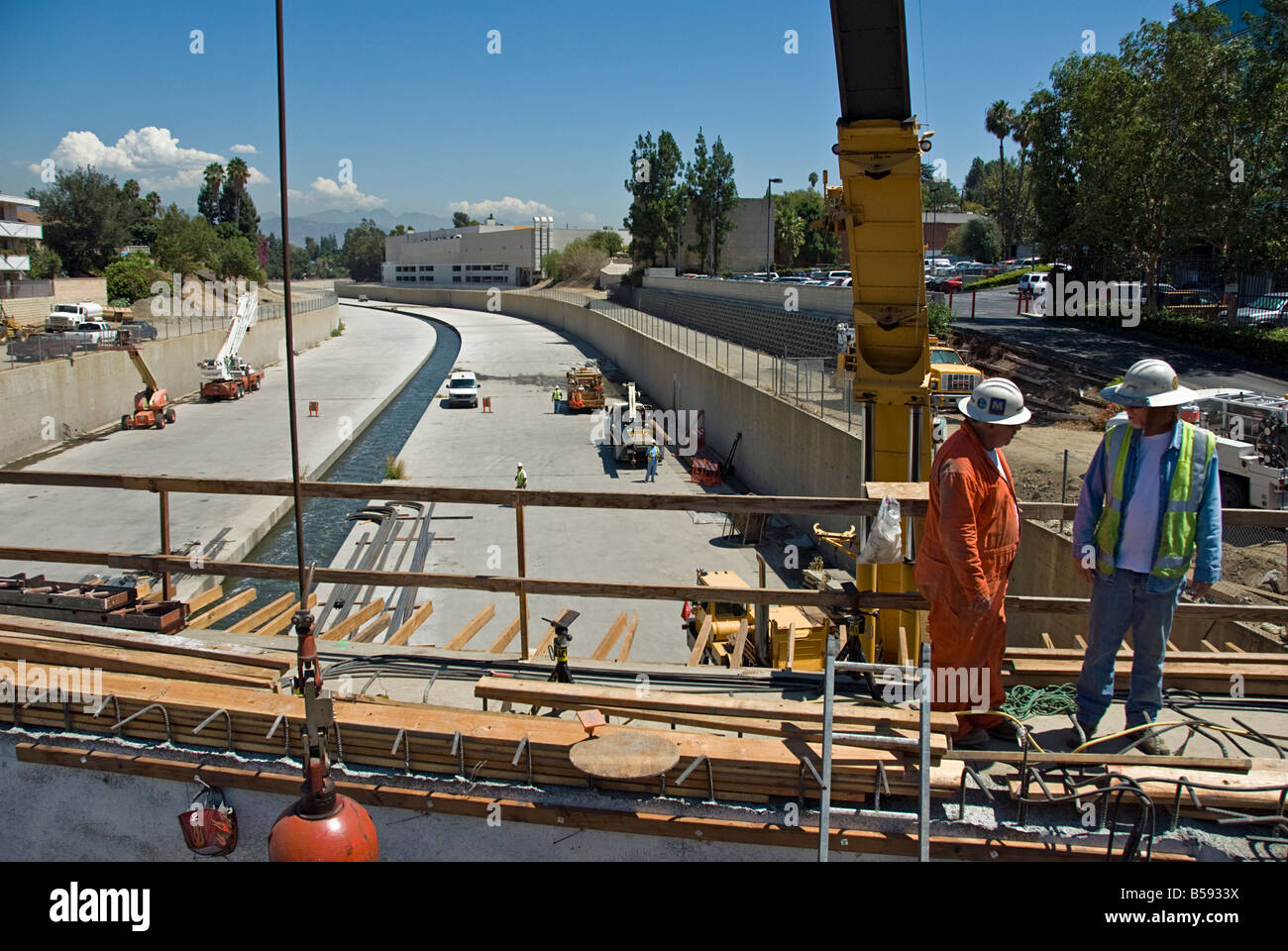 Los Angeles City Public Works Department