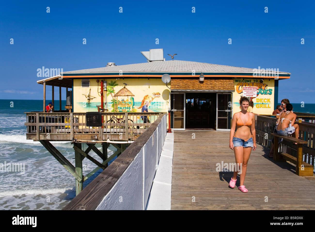 Pier Fishing Near Daytona Beach