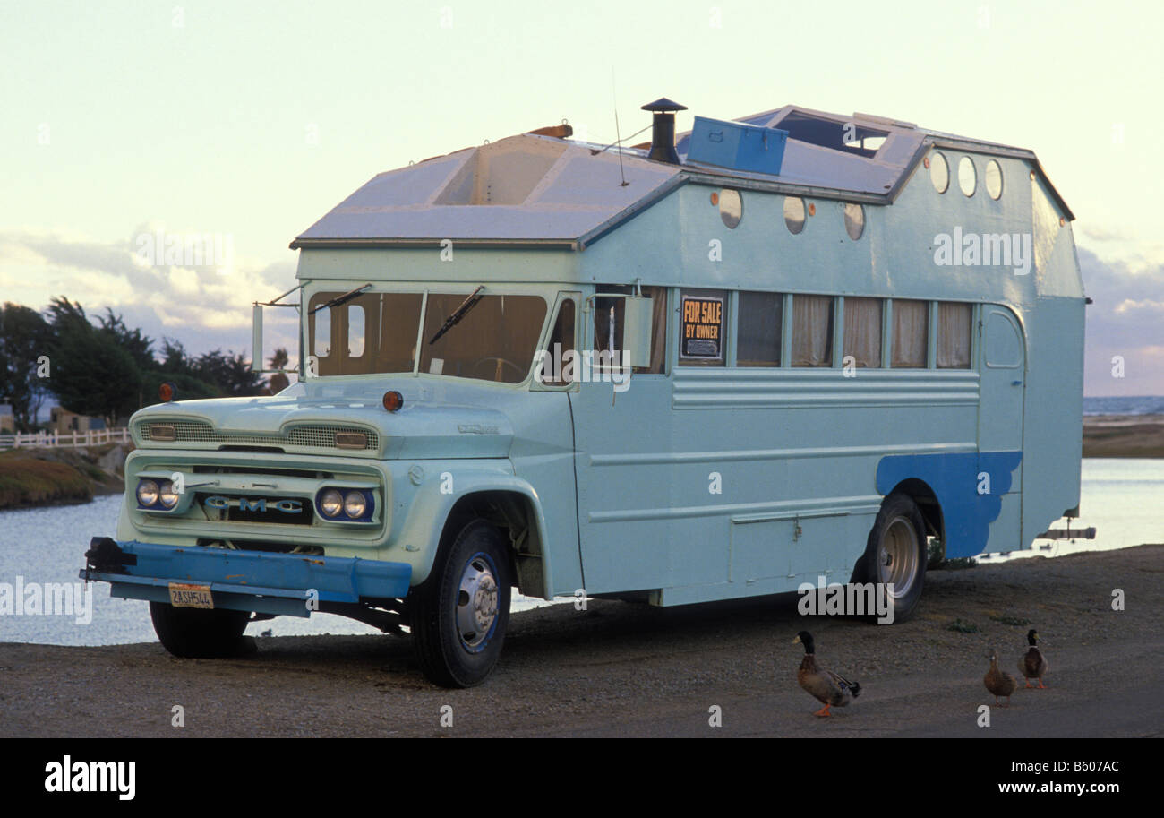 Old Motorhome For Sale Grover California America Usa
