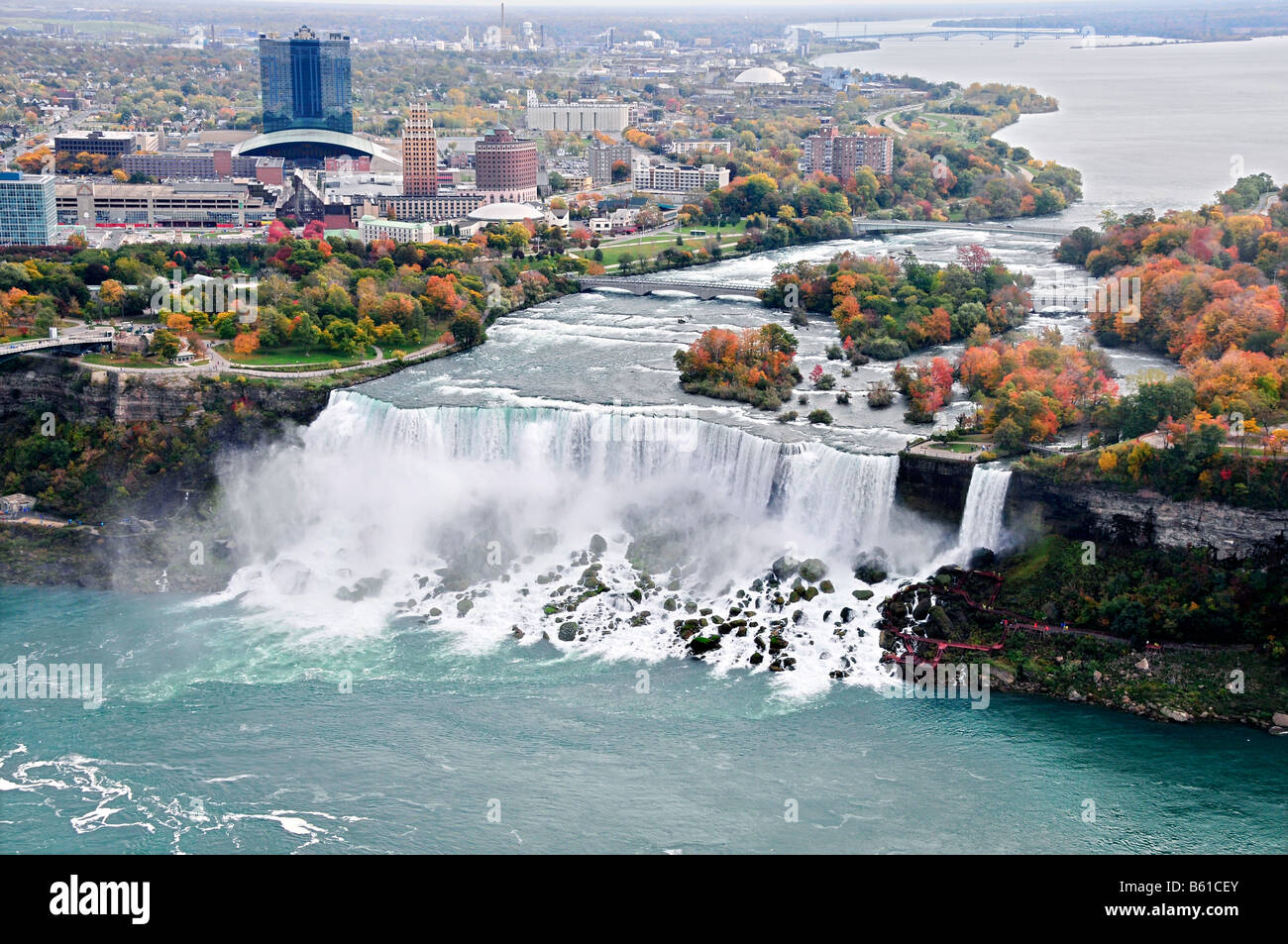 Niagara escarpment wedding