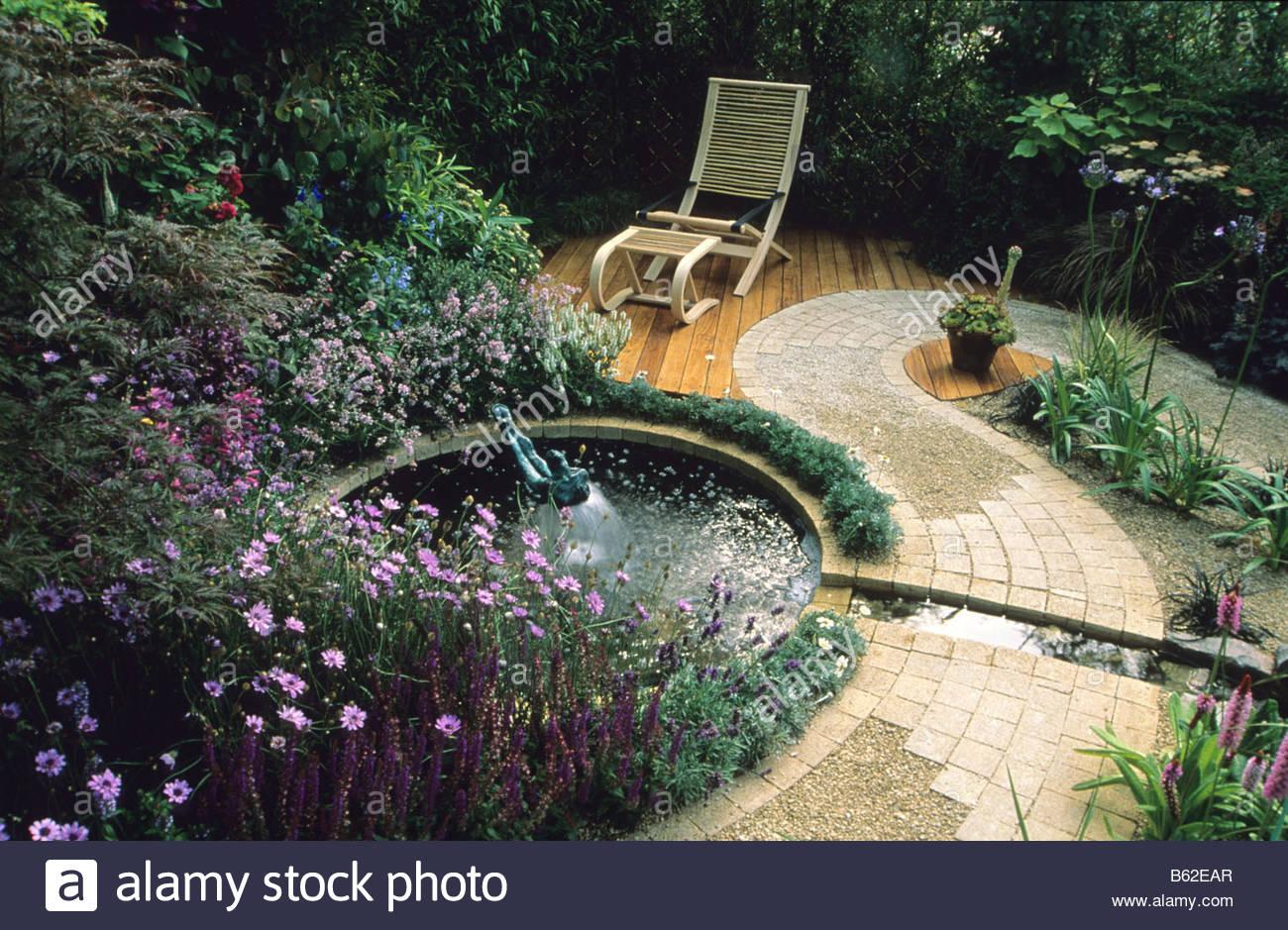 Garden Pathway Ideas Feng Shui Garden Design Pamela Woods Circular Pool With