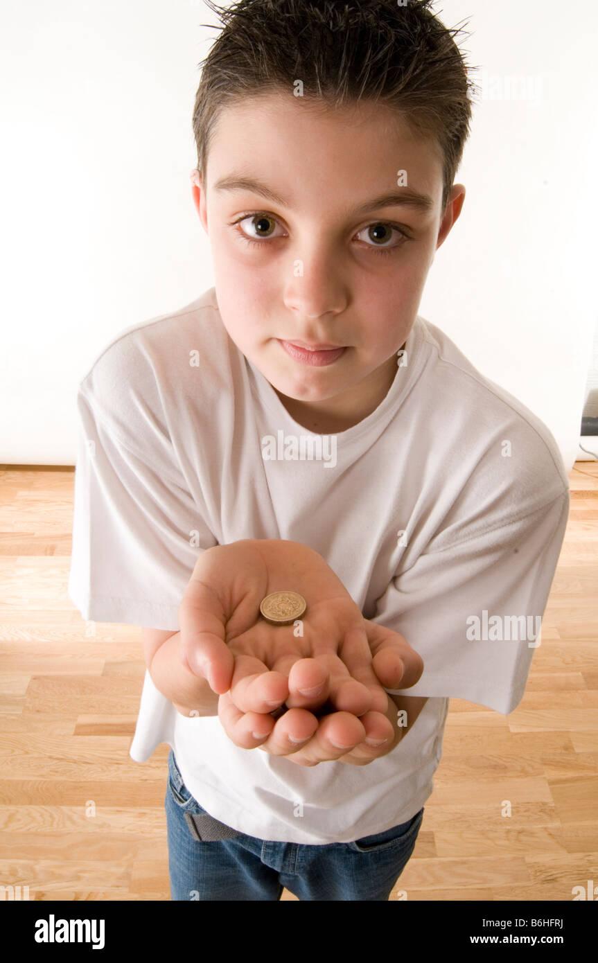 pocket-money-spending-cash-child-kid-boy-kids-one-pound-beg-asking-B6HFRJ.jpg