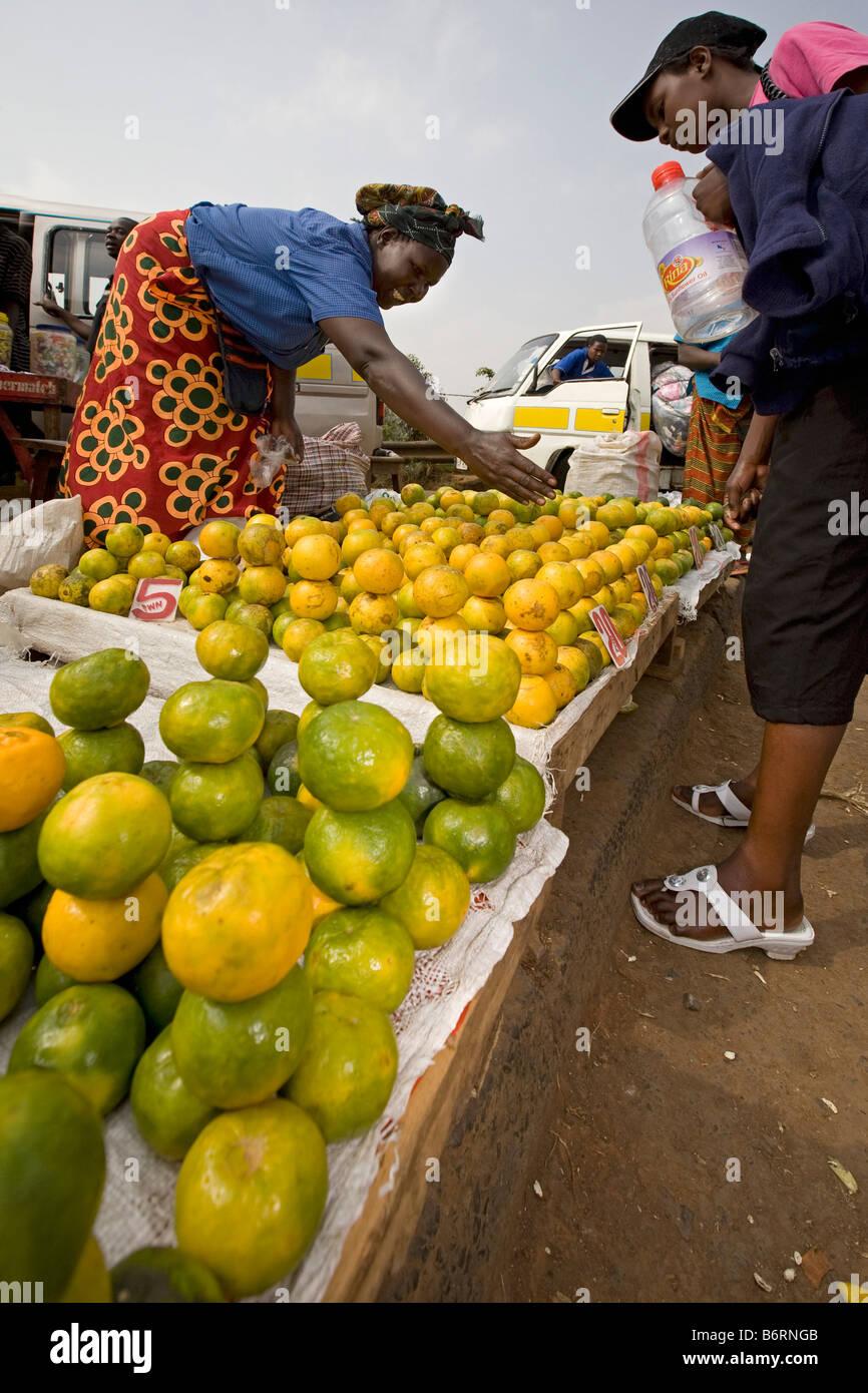 Kenya Fresh Food Market