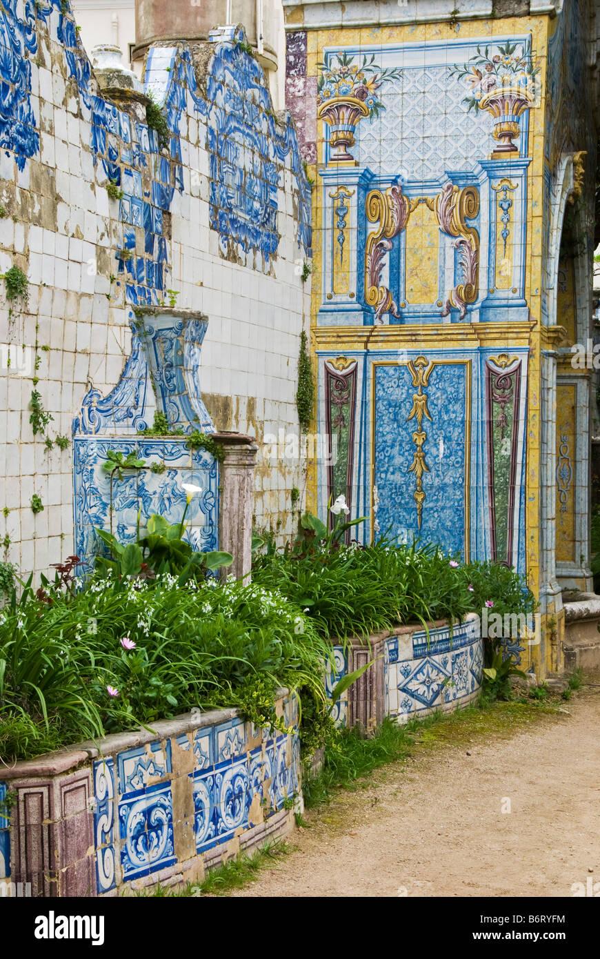 The quinta dos azulejos lisbon portugal an 18c garden for Casa dos azulejos lisboa