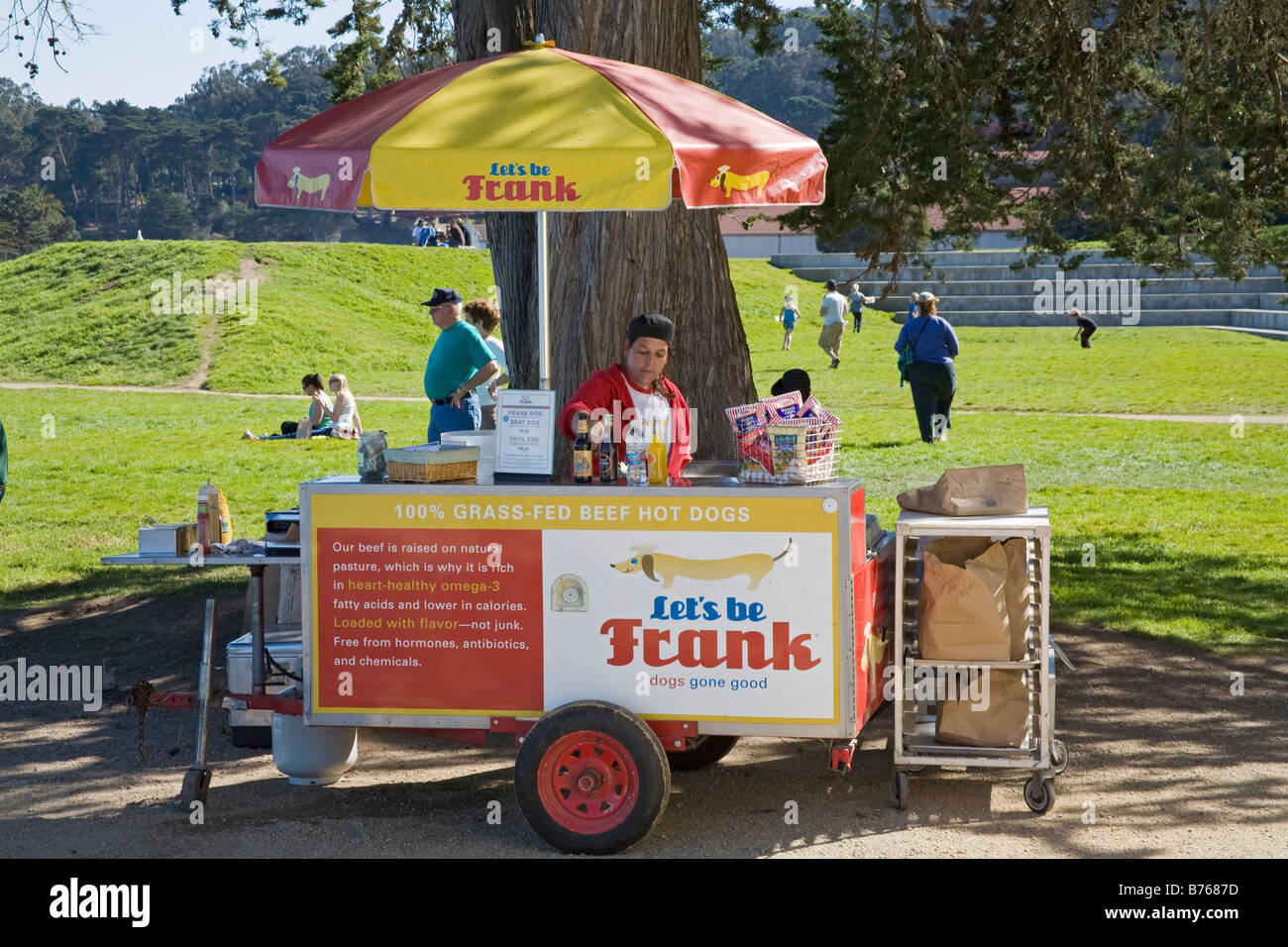 Hot Dog Cart Mobile Al