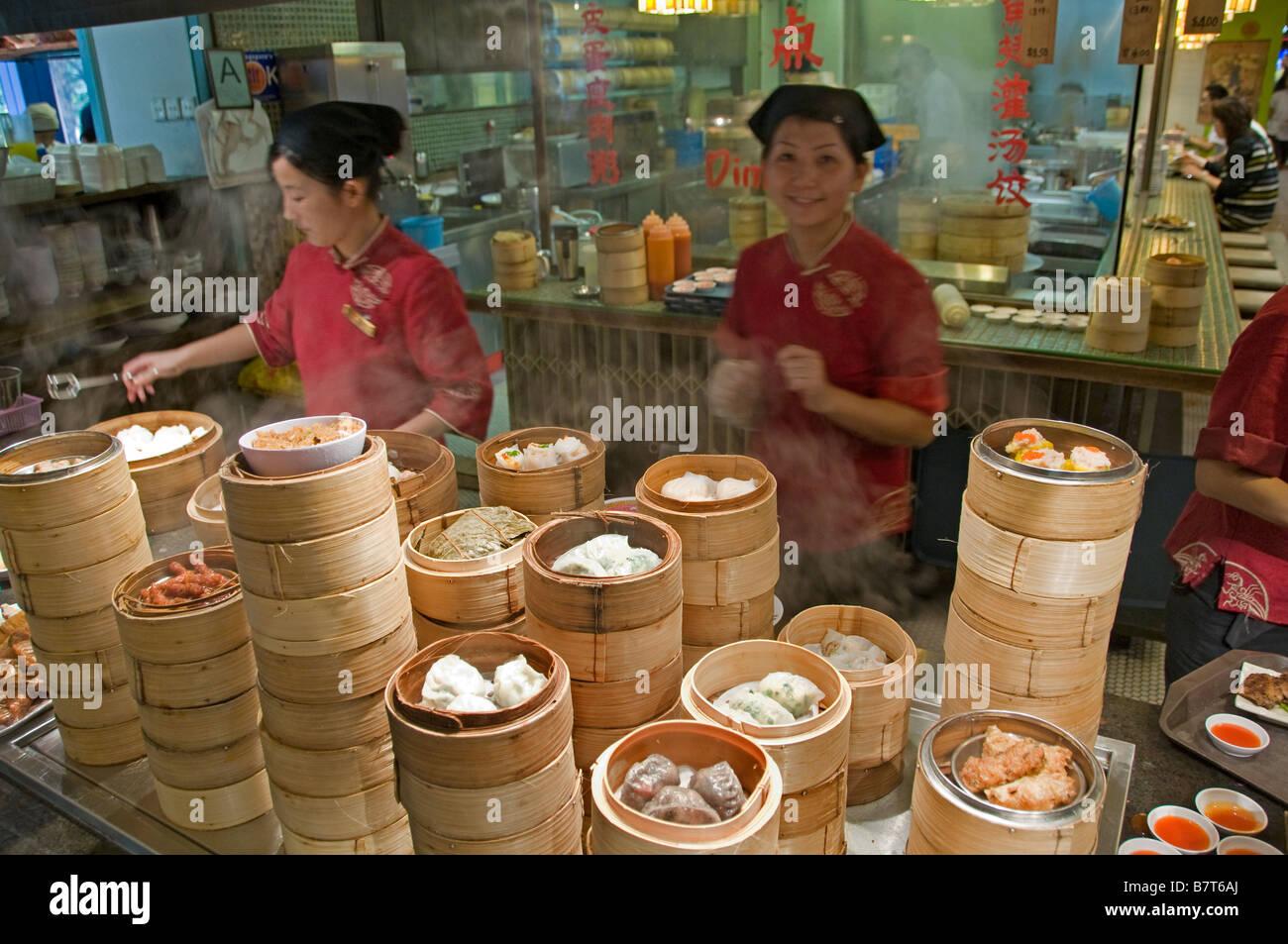 Malaysian Food Market Road
