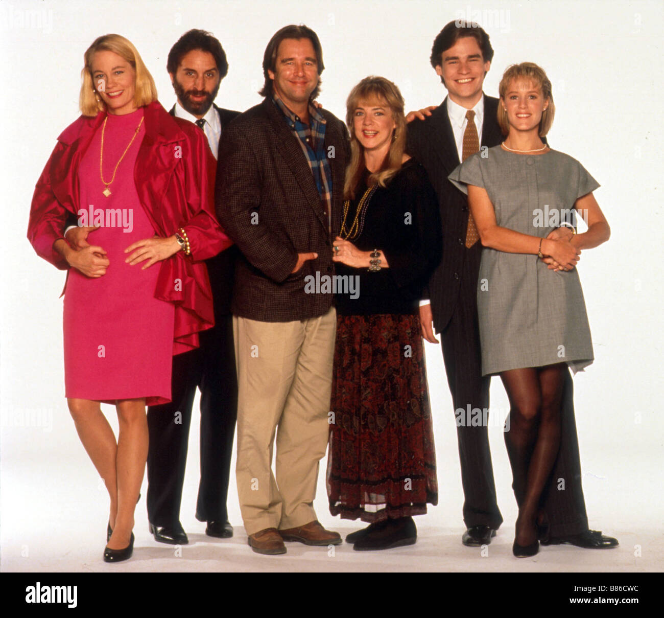 Cybill Shepherd Ron Silver Beau Bridges Stockard Channing Robert Sean Leonard Mary Stuart Masterson Directed by Stock Photo